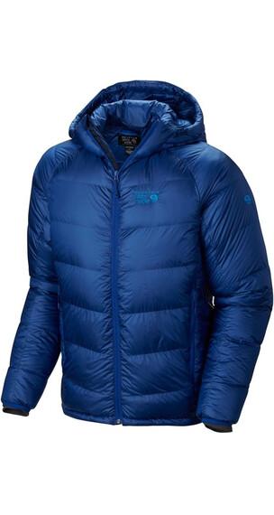 Mountain Hardwear M's Phantom Hooded Down Jacket Azul